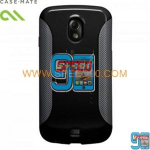 Picture of Galaxy Nexus Black Case Mate