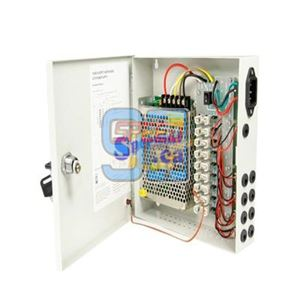 Picture of CCTV DVR 12V Power Supply