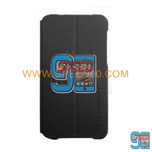 Picture of BB Z10 Black Flip Case black