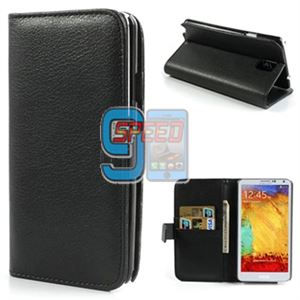 Picture of Note 3 Leather case wi Cr-C