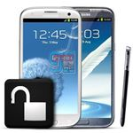 Picture of Samsung Unlock
