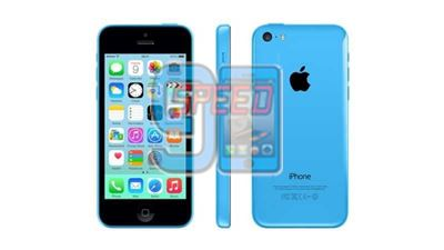 Picture of iPhone 5C 32GB Blue Unlocked