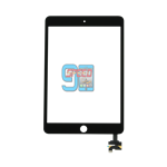 Picture of iPad mini 3 Black Digitizer