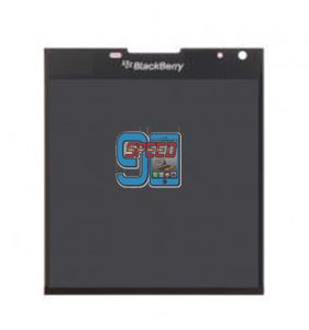 Picture of BB Passport Front Black