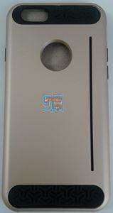 Picture of iPhone 6 Hard W Card Slt-Gold