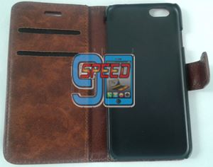 Picture of iPhone 6 Leather Case - Brown